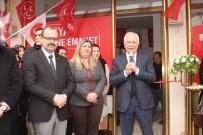 MHP Teşkilatı Tosya'da Seçim Bürosu Açtı