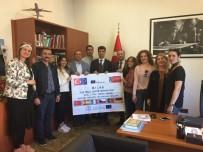 Milas MEB, Başkonsolos Kalafat'ı Ziyaret Etti