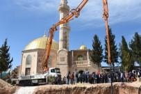 NUSAYBİN BELEDİYE - Nusaybin'de Kur'an Kursu Ve Medrese Temeli Atıldı