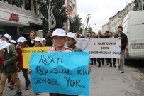 Sakarya'da 21 Mart Dünya Down Sendromu Farkındalık Günü Kutlandı