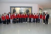 MEHMET GÜNAYDıN - SANKO Ortaokulunun TÜBİTAK Proje Yarışmasında Büyük Başarısı