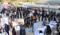 Sektör Temsilcileri Ve Öğrencileri Buluşturan Etkinliğe Yoğun İlgi