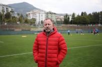 LEFTER KÜÇÜKANDONYADİS - Sergen Yalçın'a 2 maç men cezası