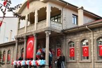 Tarihi Milli Eğitim Müdürlüğü Binası Millet Kıraathanesi'ne Dönüştü