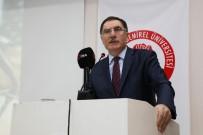 TBMM Kamu Başdenetçisi Şeref Malkoç Açıklaması 'Her Şeyin Temelinde Adalet Var'