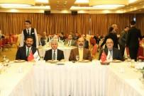 RAHMI DOĞAN - Türk Ve Arap İş Dünyası Hatay'da Buluştu