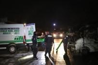 10 Numara Yağ Deposundaki Patlamada Ölen İşçi Toprağa Verildi