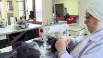 81 Yaşındaki 'Mavi Melek' Şimdi De Darülaceze Sakinlerine Destek Oluyor