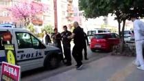 Adana'da Silahlı Kavga Güvenlik Kamerasında