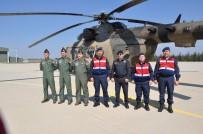 Afyonkarahisar'da Helikopter Destekli Asayiş Ve Trafik Denetimi
