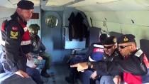 Afyonkarahisar'da Helikopter Destekli Denetim