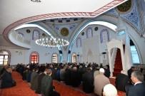 ORHAN FEVZI GÜMRÜKÇÜOĞLU - Ahi Evren Camisi İbadete Açıldı