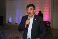 AK Parti Genel Başkan Yardımcısı Yılmaz Diyarbakır'da Kanaat Önderleriyle Buluştu