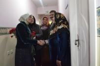 BAKIM MERKEZİ - Ak Parti Milletvekili Taşkesenlioğlu Yaşlıları Ziyaret Etti