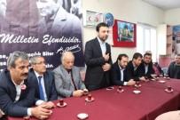 AK Partili Köse Açıklaması ' Adaylarımızın Sözü Bizim Sözümüzdür'