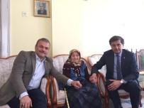 AK Partili Vekillerden Yaşlılara Ziyaret