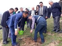 Alaşehir'de 'Adalet Ormanı' Ağaçlandırıldı