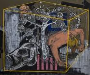 Art On İstanbul Sanatçılarının 'CROSSROADS 6' Sergisi İKÜSAG'da