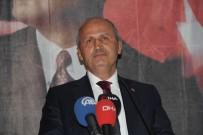 Bakan Turhan Açıklaması 'Türkiye'nin Her Tarafı Gece Gündüz İHA'larla Kontrol Ediliyor'