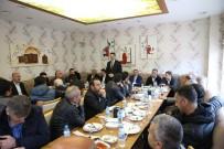 Başkan Eroğlu Açıklaması 'Bizler Esnaf Buluşmalarımızı Sadece Seçimden Seçime Yapmıyoruz'