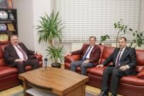 Başkan Nursaçan'dan Özdoğan'a Tam Destek