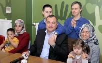 FARKINDALIK GÜNÜ - Başkan Taşdelen'den Engelli Sosyal Merkezi Müjdesi