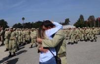Bedelli Askerlerin Yemin Töreninde Duygusal Anlar Yaşandı
