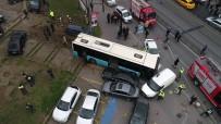 Beyazıt'taki Kazada Otobüs Şoförüne Tutuklama İstemi