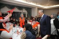 Beykoz Adayı Murat Aydın'a Bin Kişilik Meşaleli Karşılama