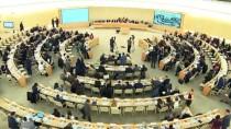 BM İnsan Hakları Konseyi İsrail Aleyhindeki Karar Tasarısını Kabul Etti