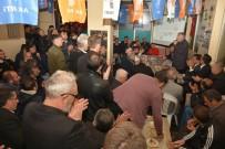 Bozkurt Ve Bakıcı, Deryalaklılar Derneği'ni Ziyaret Etti