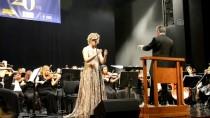 Bursa Bölge Devlet Senfoni Orkestrası Angela Ahıskal'ı Konuk Etti