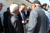 Camilerde vatandaşa 10 bin fidan dağıtıldı