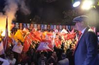 Cumhur İttifakı Adayı Fuat Akdoğan, İlk Mitingini Soğucak'ta Gerçekleştirdi