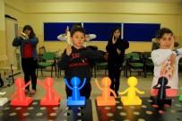 Dans Ederek Matematik Öğreniyorlar