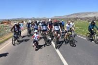 Dargeçit'te Bisiklet Sürüşü İle Madde Bağımlılığına Dikkat Çekildi
