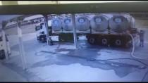 Denizli'deki Deprem Güvenlik Kamerasında