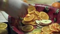 YOZGAT - Diyeti İçin Araştırdı Evinde Meyve Cipsi Üretmeye Başladı