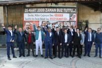 Edirne'de Merhum Genel Başkan Muhsin Yazıcıoğlu İçin Mevlit Okutuldu