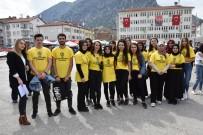 Eğirdir'de Yaşlılara Saygı Haftası Etkinliği