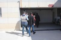Elazığ'da FETÖ Operasyonu Açıklaması 5 Şüpheli Adliyeye Sevk Edildi