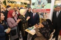 Emine Erdoğan, Şahinbey Belediyesinin Standını Ziyaret Etti