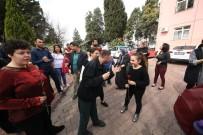 Engelsiz Yaşam Akademisi'nden Huzur Evi Ziyareti