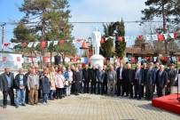 Evciler Ve Ortaca Atatürk Anıtına Kavuştu