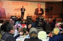 BAKIM MERKEZİ - Eyüpsultan Belediye Başkan Adayı Deniz Köken Açıklaması 'Alibeyköy'den Taksim'e Giden Hat Yıl Sonunda Hizmete Girecek'