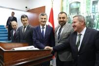 ZONGULDAK VALİSİ - Gençlik Ve Spor Bakan Yardımcısı Hamza Yerlikaya'dan Şenol Güneş Açıklaması