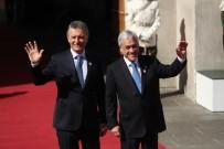 Güney Amerika Liderleri Prosur İçin Şili'de Buluştu