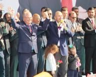 İç İşleri Bakanı Süleyman Soylu;  'Bodrum'un Ve Belediye Başkan Adayımız Tahir Ateş'in Emrindeyim'