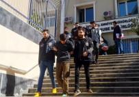 İlhan Şeşen'in Evini Soyan Hırsızlar Kamerada