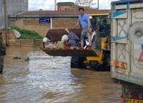 İran'ın Türkmen Sahra Bölgesinde Sel Felaketi